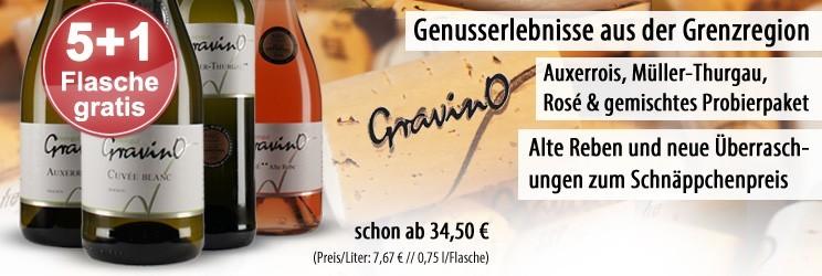 Samtige Rotweine zum kleinen Preis!