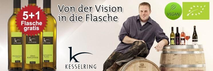 Lukas Kesselring: Von der Vision in die Flasche