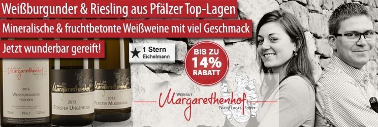 Weißburgunder & Riesling aus Pfälzer Top-Lagen / Mineralische & fruchtbetonte Weißweine mit viel Geschmack / Jetzt mit wunderbarer Reife zum Sonderpreis