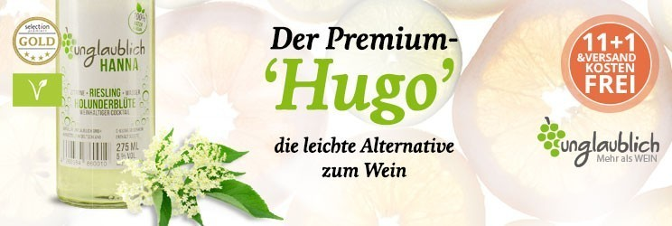 """Der Premium-""""Hugo"""""""