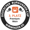 Burgunder-Cup Auszeichnung