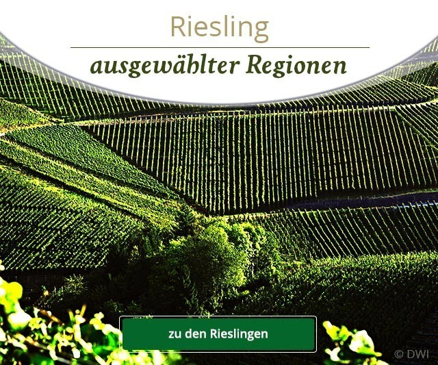 Riesling ausgewählter Regionen