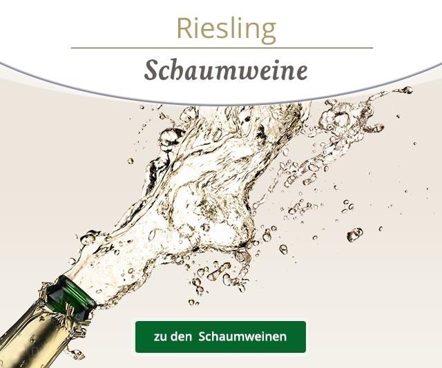 Riesling-Schaumweine
