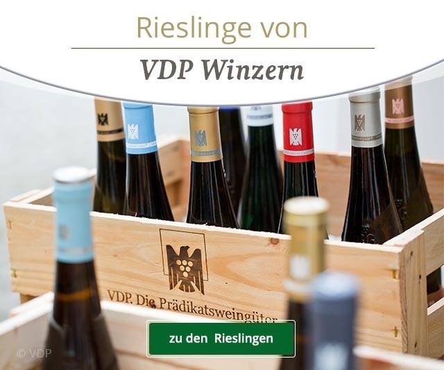 Riesling von VDP-Winzern