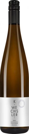 2015 Westhofener Silvaner trocken - Weingut Wechsler
