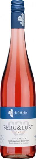 2020 BERG&LUST Rosé trocken - Weingut Hoflößnitz
