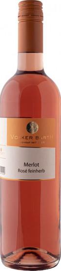 2018 Merlot Rosé feinherb - Weingut Volker Barth