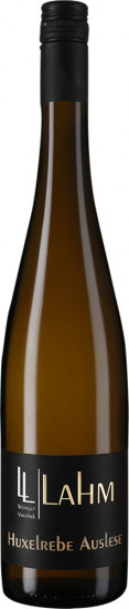 2020 Huxelrebe Auslese süß - Weingut Lahm