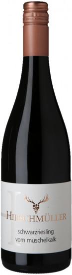 Schwarzriesling vom Muschelkalk trocken - Wein- und Sektgut Hirschmüller