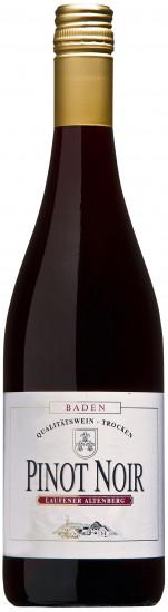 2018 Laufener Altenberg Pinot Noir Rotwein trocken - Winzerkeller Auggener Schäf