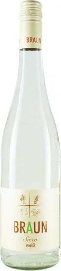 Secco weiß trocken - Weingut Armin Braun
