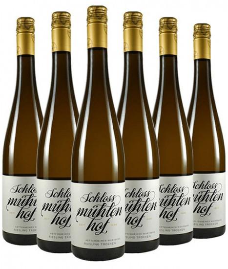 Riesling Muschelkalk 5+1 Paket - Weingut Schlossmühlenhof
