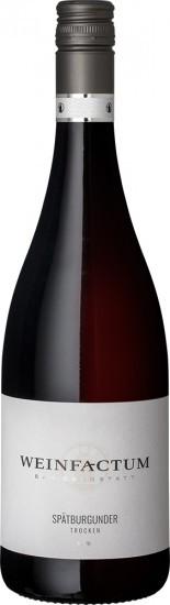 2018 Spätburgunder ** trocken - Weinfactum