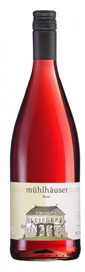2019 Rosé parterre feinherb 1,0 L - Weingut Mühlhäuser