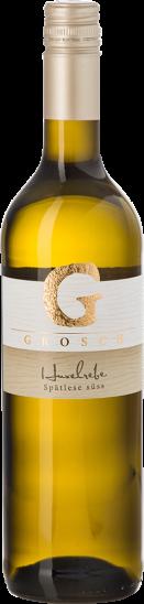 2020 Huxelrebe Spätlese süss süß - Weingut Grosch