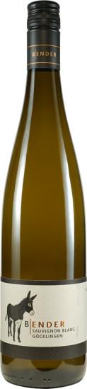 2020 Sauvignon Blanc trocken - Weingut Michael Bender