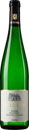 2019 Brauneberger Juffer VDP.GROSSE LAGE edelsüß - Weingut Willi Haag
