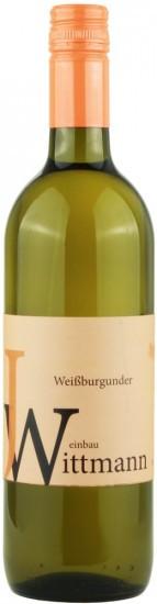 2020 Weißburgunder trocken - Weinbau J. Wittmann