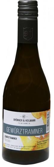 2020 Gewürztraminer edelsüß 0,375 L - Weingut Brönner + Heilmann