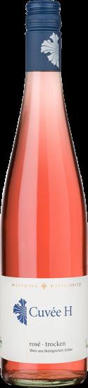 2020 Cuvée H Rosé trocken Bio - Weinhaus Hoflößnitz