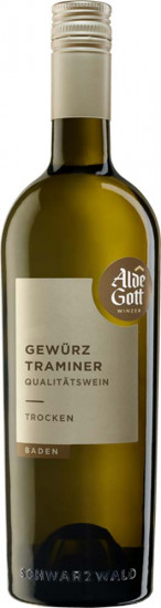 2020 Gewürztraminer trocken - Alde Gott Winzer Schwarzwald