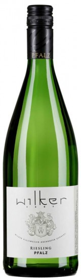 2020 Riesling halbtrocken 1,0 L - Weingut Wilker