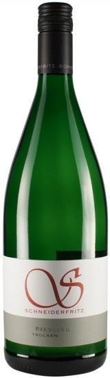 2020 Riesling trocken 1,0 L - Weingut Schneiderfritz