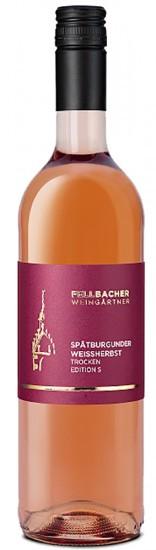 2020 Spätburgunder Rosé S Weißherbst trocken - Fellbacher Weingärtner eG