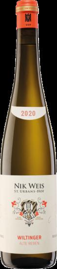 2020 Wiltinger Riesling Alte Reben trocken - Weingut Nik Weis - St. Urbans-Hof