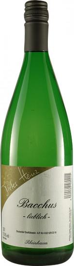 2020 Bacchus lieblich 1,0 L - Weingut Dieter Heinz