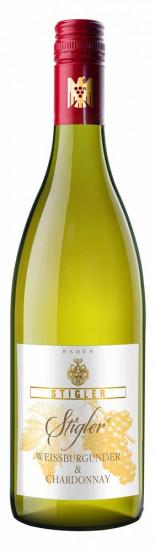 2020 STIGLERs Weißburgunder & Chardonnay VDP.GUTSWEIN trocken - Weingut Stigler