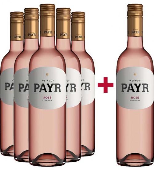 5+1 Bio Rosé Paket - Weingut Payr