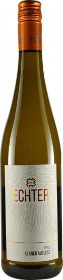 2019 Kerner Auslese süß - Weingut Echter
