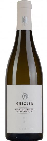 2019 Westhofener Chardonnay trocken - Weingut Gutzler