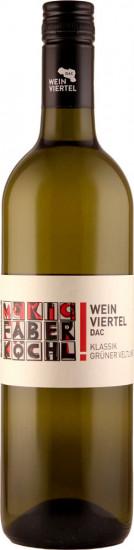 2020 Weinviertel DAC Klassik trocken - Weingut Faber-Köchl