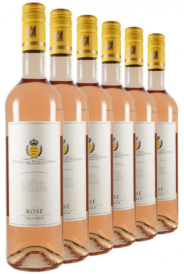 Rosé Schloss Monrepos-Paket - Weingut Herzog von Württemberg