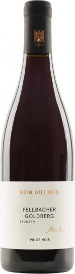 2019 Fellbacher Goldberg Pinot Noir trocken - Weingut Heid