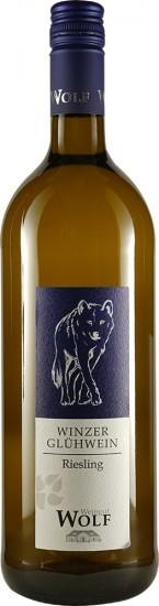 Winzer-Glühwein Riesling weniger gesüßt feinherb 1,0 L - Weingut Wolf