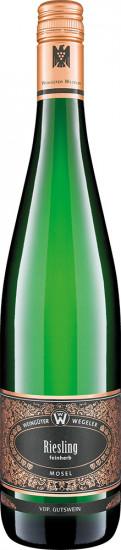 2018 Wegeler Riesling Mosel VDP.Gutswein feinherb - Weingut Wegeler