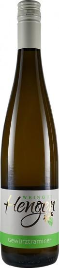 2020 Gewürztraminer Spätlese lieblich - Weingut Hengen