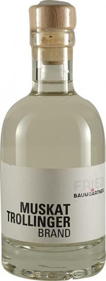 Muskattrollinger Brand 0,2 L - Weingut Fried Baumgärtner