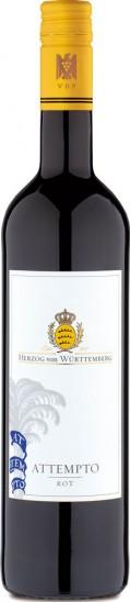 2018 ATTEMPTO Rot trocken - Weingut Herzog von Württemberg