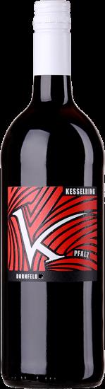 2019 Dornfelder lieblich 1,0 L - Weingut Lukas Kesselring