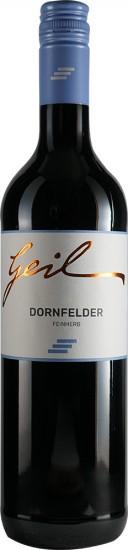 2020 Dornfelder feinherb - Weingut Helmut Geil