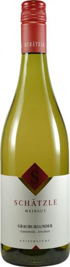 2020 Grauburgunder Gutswein trocken - Weingut Schätzle