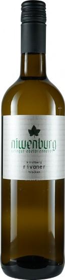 2019 Rivaner trocken - Weingut Niwenburg