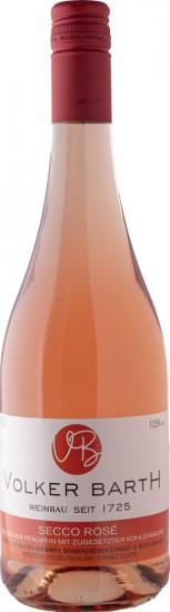 Secco Rosé - Weingut Volker Barth