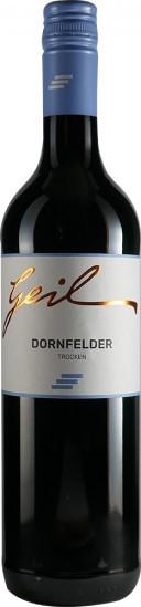 2019 Dornfelder trocken - Weingut Helmut Geil