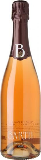 Pinot Rosé Sekt Brut BIO - Wein- und Sektgut Barth
