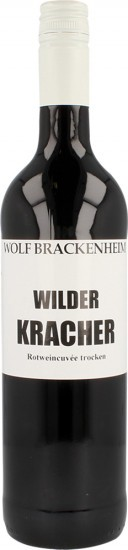 WILDER KRACHER trocken - Weingut Lothar Wolf